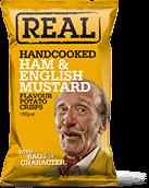 Ham & English Mustard