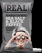 Sea Salt & Black Pepper